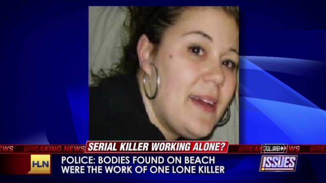 Victim's mom doubts serial killer theory