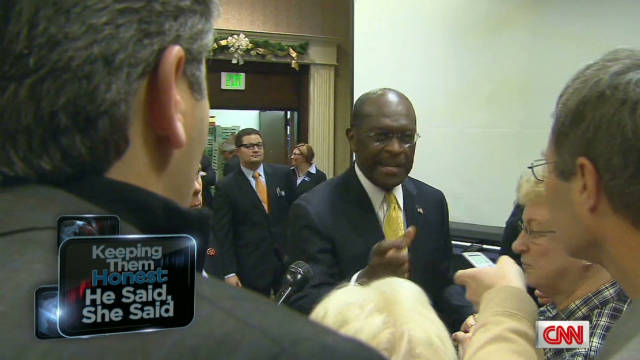 Herman Cain: Reassessing my campaign