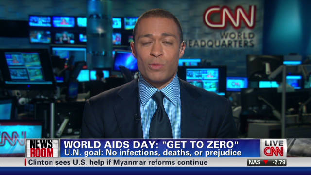"World Aids Day: ""Get to Zero"""
