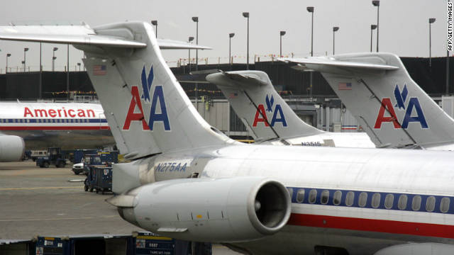 Flight attendants were hurt after turbulence on an American Airlines flight.