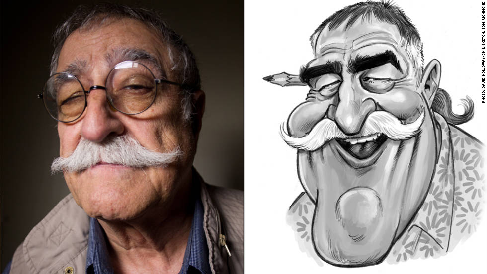 "Sergio Aragones, 74, will celebrate 50 years as a Mad contributor in 2012. The incredibly prolific artist created ""The Shadow Knows"" and the countless mini-cartoons known as ""marginals."""