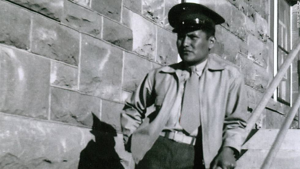 "<a href=""http://www.cnn.com/2014/06/04/us/navajo-code-talker-obit/index.html"">Chester Nez</a>, the last of the original Navajo code talkers credited with creating an unbreakable code used during World War II, died June 5 at his home in Albuquerque, New Mexico, the Navajo Nation President said. Nez was 93."