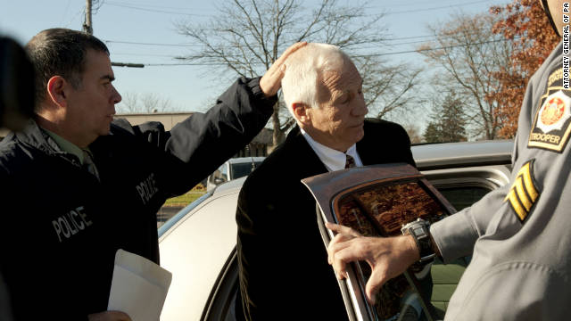 "Former Penn State football coach Jerry Sandusky said that children at his charity were like an ""extended family."""