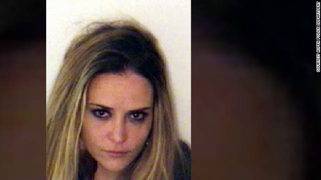 Brooke Mueller was released after posting an $11,000 bond, Aspen police. said.