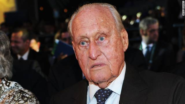 Joao Havelange had been a member of the IOC since 1963 -- the longest serving in the organization.