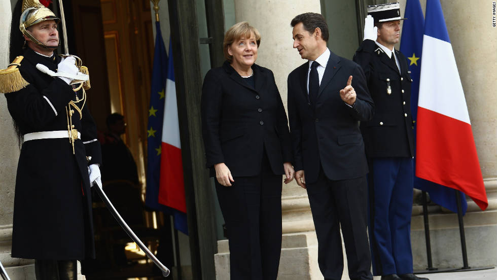 "German Chancellor Angela Merkel has called on the countries of Europe to put their ""national egotisms"" aside to find a solution to the continent's ongoing debt crisis."
