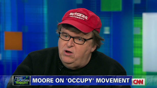 Moore on 'Occupy Our Homes'