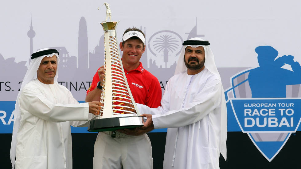 McIlroy suffered disappointment in the inaugural event in 2009, when he led going into the final tournament but was overhauled as Lee Westwood won the Dubai World Championship to claim both titles in the emirate.