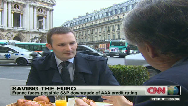 Gaillard: Lack of confidence in the euro