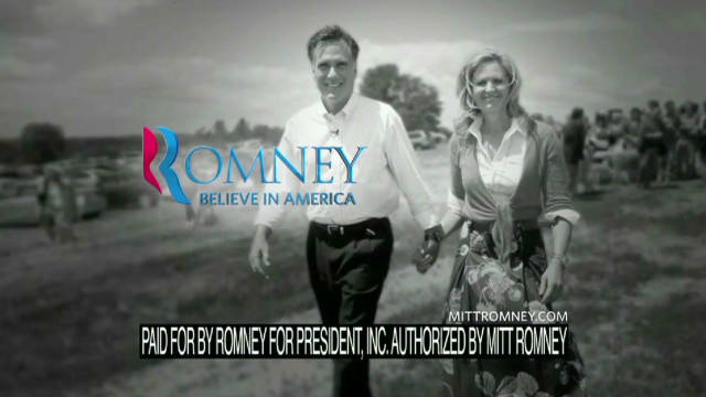 Critics: Romney's ad attacking Gingrich