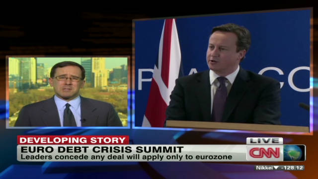 How will world react to eurozone deal?