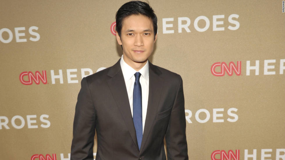 Actor Harry Shum Jr.