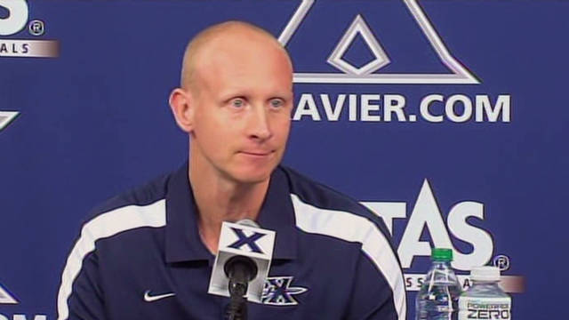Xavier suspends four players after brawl