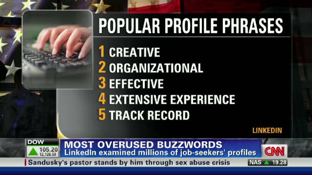 2011 u0026 39 s most overused resume buzzwords