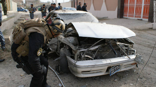 The latest violence raises questions among Iraqis about whether their government will be able to provide proper security.