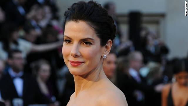 Sandra Bullock arrives at the 83rd Annual Academy Awards held at the Kodak Theatre on February 27, 2011 in Hollywood, California.