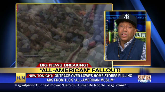 Russell Simmons on Lowe's Ad Controversy _00003915