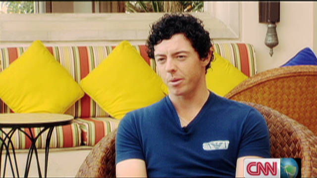 An eye on 2012 with Rory McIlroy