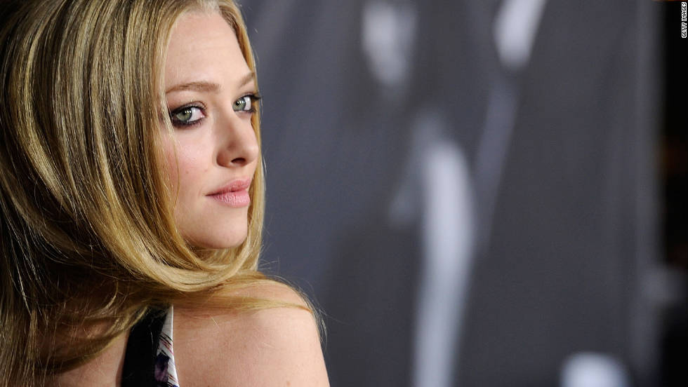 "You'd probably think this 25-year-old blonde-haired, green-eyed beauty has nothing to be insecure about. In reality, Seyfried has been in therapy to help her deal with and prevent panic attacks stemming from the pressures and high expectations of fame, the ""Mamma Mia"" actress revealed in the November issue of British ""Glamour."" Seyfried told the magazine her nervousness stems partly from her tendency to overanalyze things, but she's working on those issues. ""[Therapy] has been such a great tool, and my therapist told me that I passed with flying colors—but we'll see how things go,"" she said."