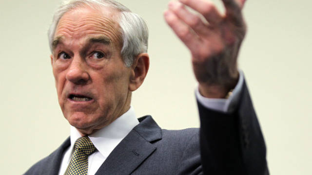 "presenting candidate ron paul for us president essay Campaign for liberty chairman ron paul gave a special message on the effects  of the federal reserve's ""quantitative easing"" (spoiler alert it is not good."