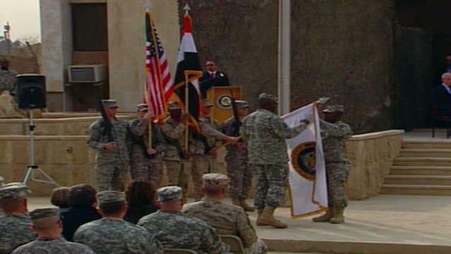U.S. ends Iraq mission