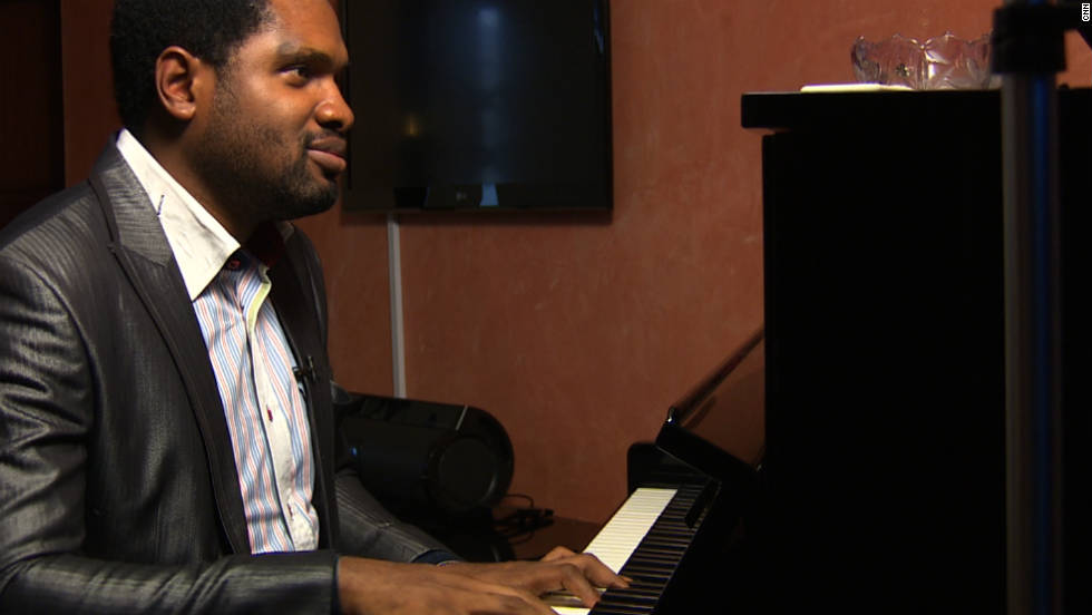"What about those Africans who use their fame to do good? <br />Cobhams Asuquo is one of Nigeria's leading music producers, songwriters and musicians. The blind musician works to be a role model for blind Nigerians.<br />""It is time to bring to the fore the needs of people with special needs and just how much they can contribute to growing Nigeria as a nation and the world,"" he says."