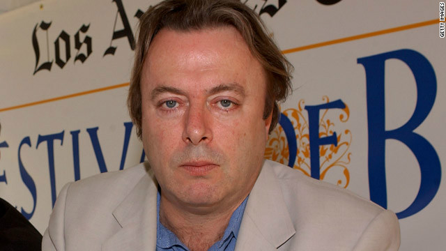 Hitchens debates God's existence