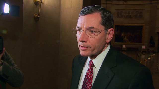 Sen. Barrasso: 'It's a good deal'