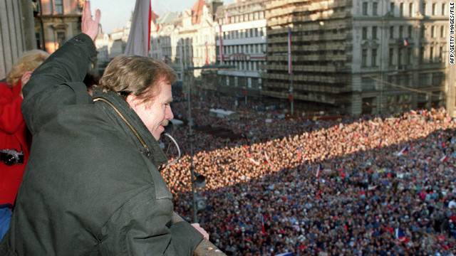 Why Vaclav Havel mattered