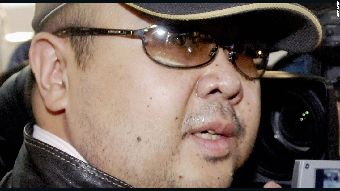 Kim Jong Nam had antidote to VX nerve agent on him at time of murder
