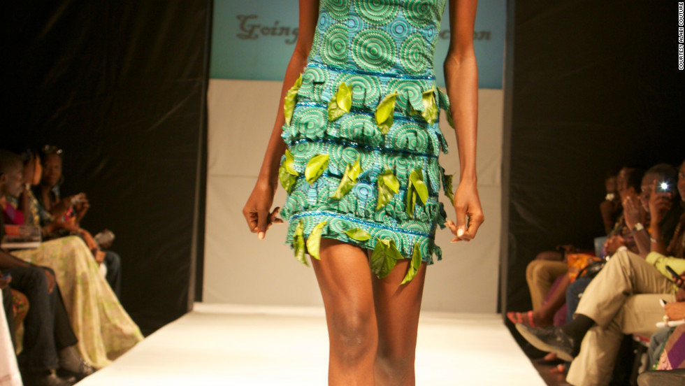 Design by Alabi Couture.