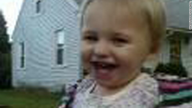 Police are searching for 21-month-old Ayla Reynolds.