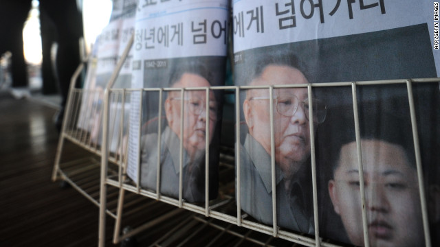 Newspapers in Seoul reflect developments in the death of North Korean leader Kim Jong Il and rise of his son Kim Jong Un.