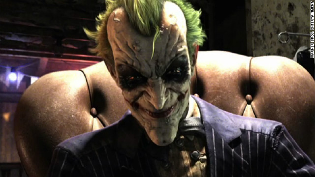 "It's no joke: ""Batman: Arkham City"" ranks No. 2 on our critic's list of top 10 video games this year."