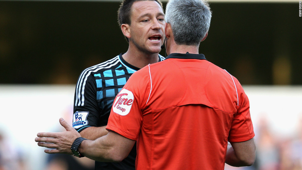 Terry pleaded not guilty to charges of racial abuse in a British court on February 1. The incident in question occurred during Chelsea's defeat to Queens Park Rangers in October. The hearing will be held from July 9.