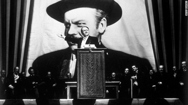 "Orson Welles was 25 when he wrote, directed and starred in ""Citizen Kane."""