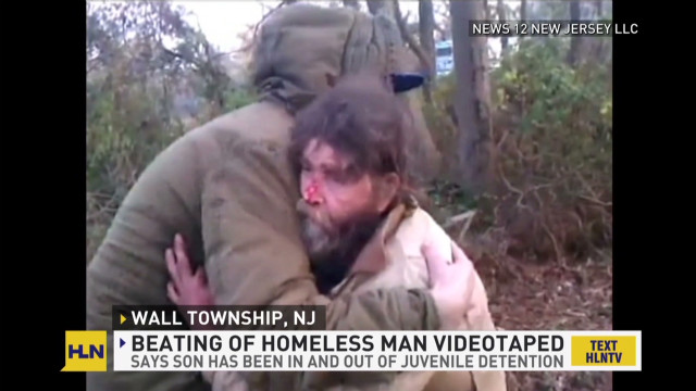 hln homeless beating news 12 nj_00014827