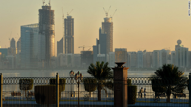 The Road to Rio comes from the UAE where Abu Dhabi will host the World Future Energy Summit between January 16-19, 2012.