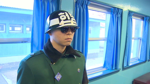 A look inside the DMZ