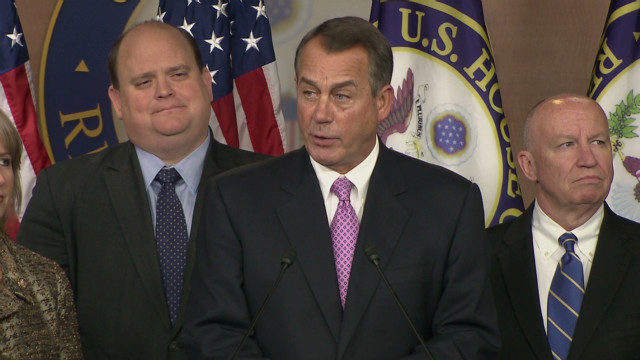 House GOP leaders:  Tax talk won't take long