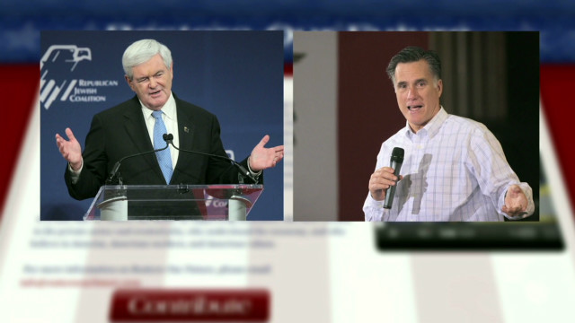 Pro-Romney group goes on the attack