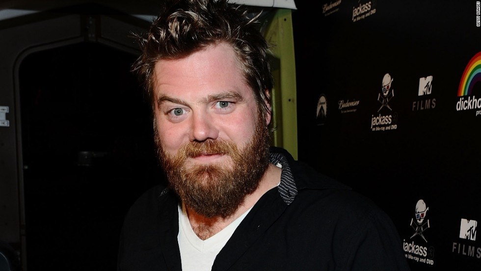 """Jackass"" star Ryan Dunn, known for his dangerous stunts and off-the-wall tricks, died June 20. Dunn was killed in a fiery car crash that police later said resulted from alcohol and driving at high speeds. He was 34. <a href=""http://articles.cnn.com/2011-06-20/entertainment/jackass.star.dead_1_car-crash-twitter-account-jackass-star-johnny-knoxville?_s=PM:SHOWBIZ"">Full story</a>"