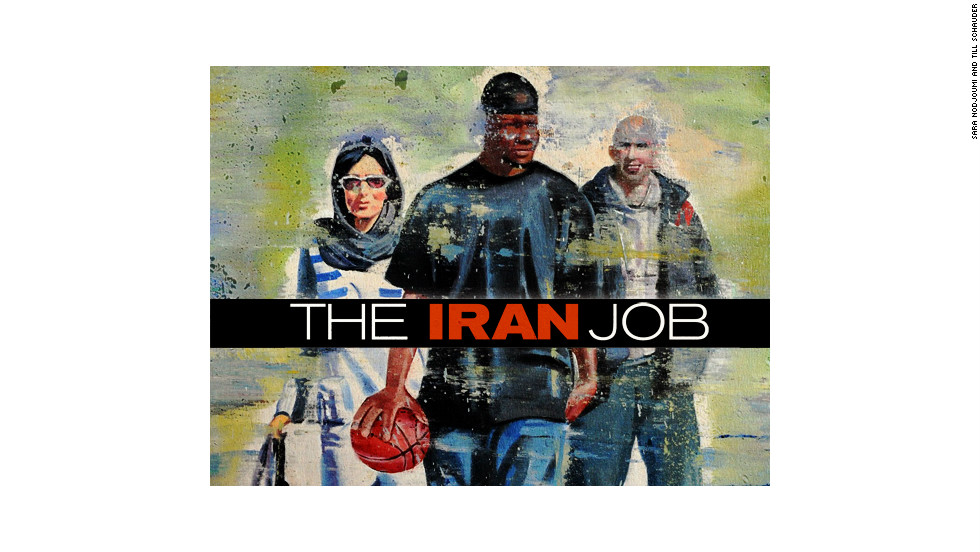 "Sheppard's experience has been documented by American filmmaker Till Schauder in a film called ""The Iran Job."""
