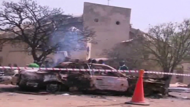 Deadly bombings in Nigeria on Christmas