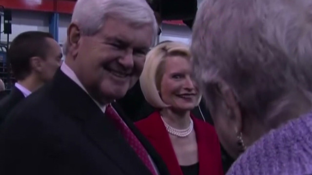 Gingrich: First divorce misreported