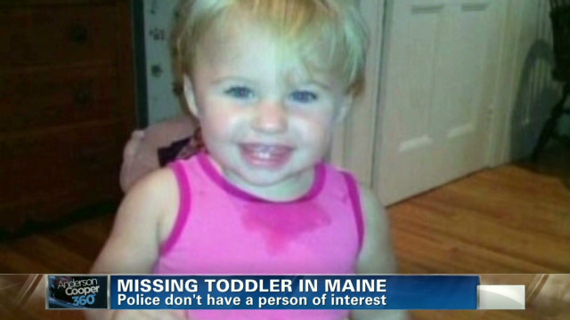$30K reward in missing toddler case