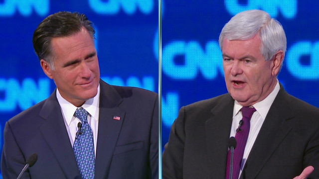 Gingrich liked Romney health plan in '06