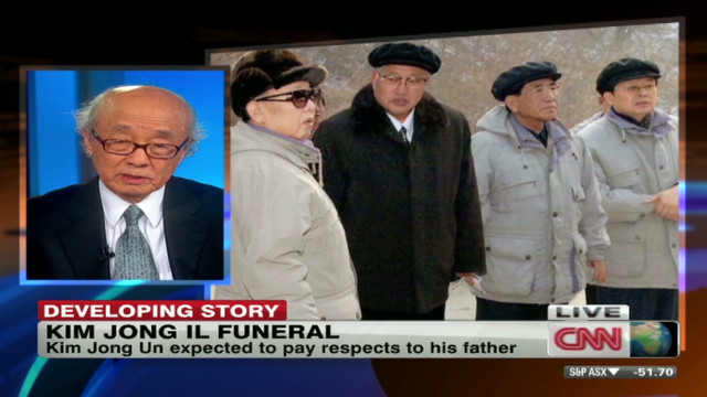 wr intv north korea kim jong il funeral analysis_00035306