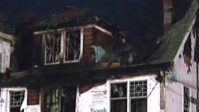 Deadly Christmas fire kills five people