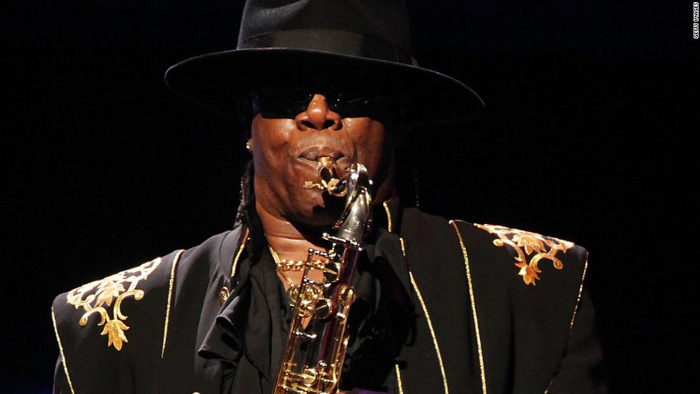 "Clarence Clemons, the legendary E Street Band saxophone player and actor, died from a stroke on June 18. He was 69. <a href=""http://www.cnn.com/2011/SHOWBIZ/Music/06/19/clarence.clemons.obit/index.html"">Full story</a>"